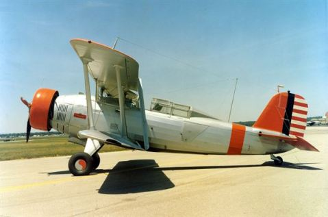 Ashkin's O-38, as restored after 27 years in the Alaskan bush