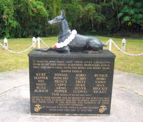 war-dog-memorial-guam