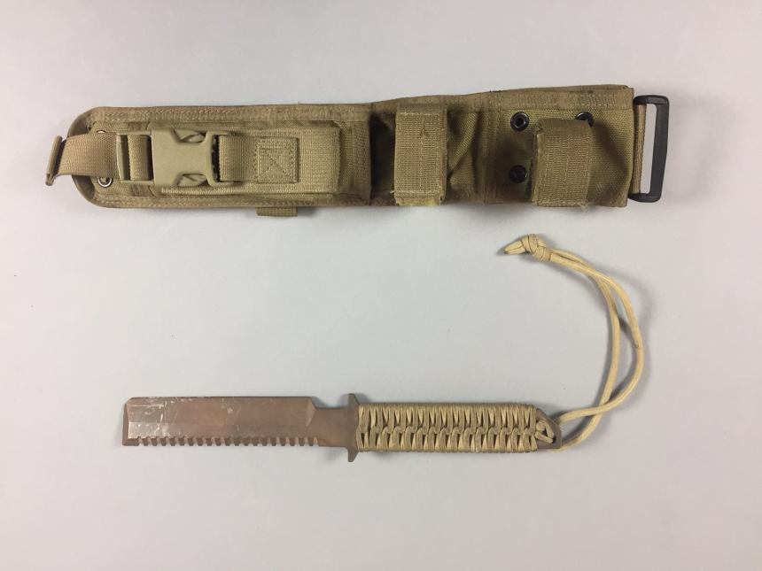 beryllium-copper-knife-was-used-by-the-team-breacher-to-cut-plastic-explosives