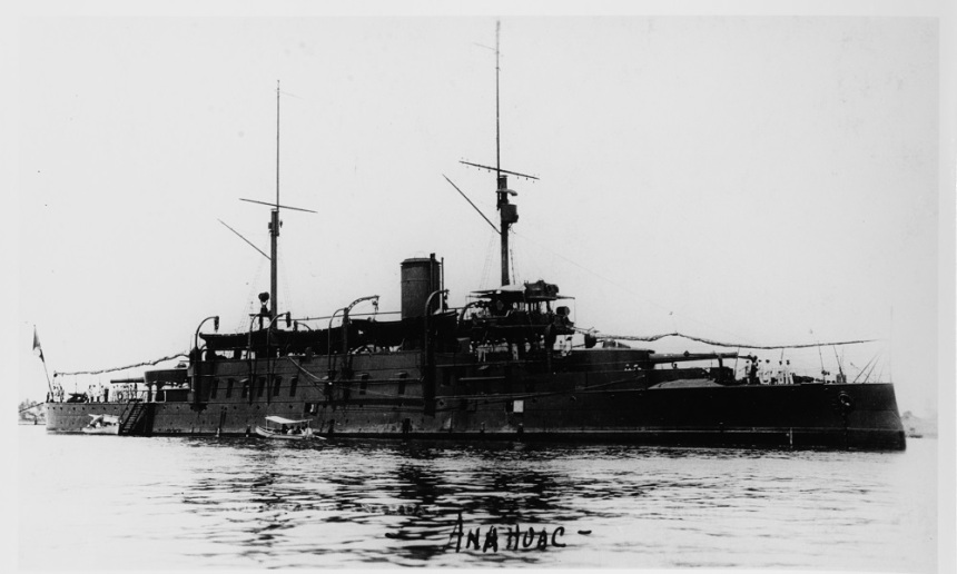 Photographed in the Gulf of Mexico. Note her very dark overall scheme. This photograph was acquired by U.S. Navy Office of Naval Intelligence, probably as a postcard on public sale. Description: Catalog #: NH 93256