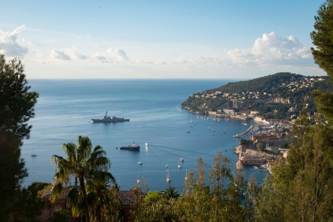 VILLEFRANCHE, France (Dec. 19, 2016) The guided-missile destroyer USS Nitze (DDG 94) is moored in the bay of Villefranche during a port call to France. Nitze, currently deployed as part of the Eisenhower Carrier Strike Group, is conducting naval operations in the U.S. 6th Fleet area of operations in support of U.S. national security interests in Europe. (U.S. Navy photo by Seaman Joshua Murray/Released)161219-N-WC455-158 Join the conversation: http://www.navy.mil/viewGallery.asp http://www.facebook.com/USNavy http://www.twitter.com/USNavy http://navylive.dodlive.mil http://pinterest.com https://plus.google.com