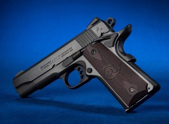 colt delta elite rail gun   laststandonzombieisland