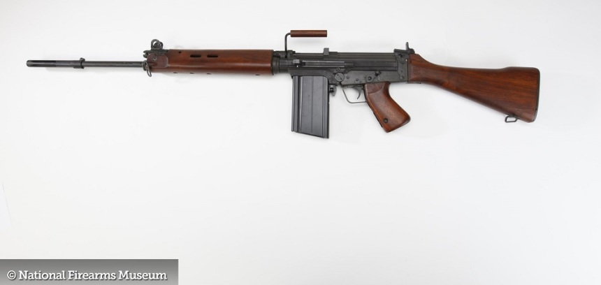 H&R SN4142 T48. Dig the beauty of those handguards