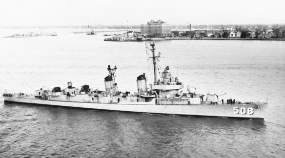 Warship Wednesday January 18, 2017: Vasili and the Cuban