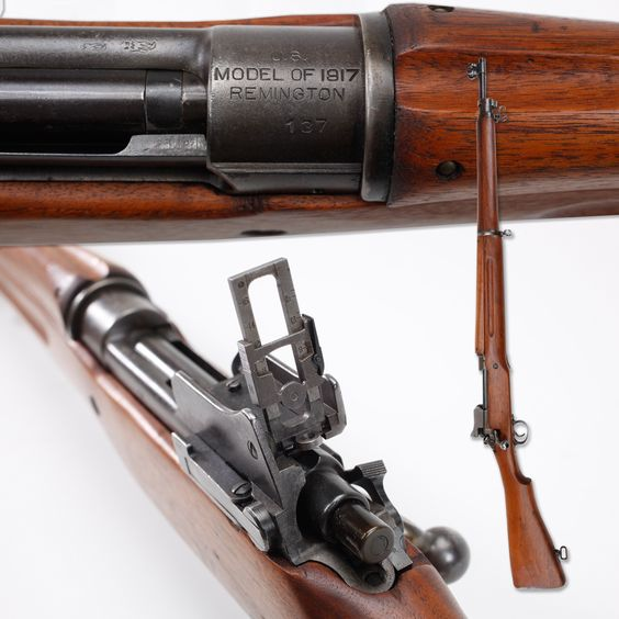sn-137-remington-m1917-first-day-of-production