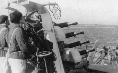 Vickers Mk III in Soviet service