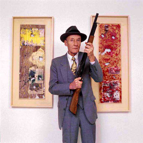 I must admit, I am a fan of his shotgun art period...