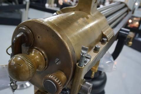 Gatling Design 1890 gatling gun laststandonzombieisland