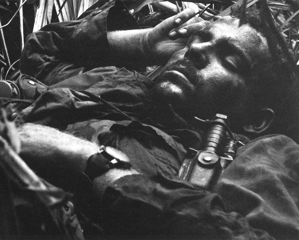 Official USMC photo by Gunnery Sergeant Bob Jordan via Marine Corps History Division