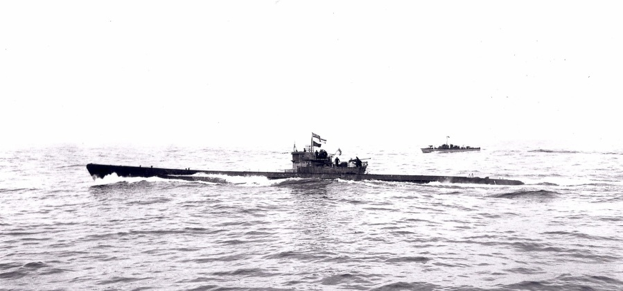 U-190 surrendered