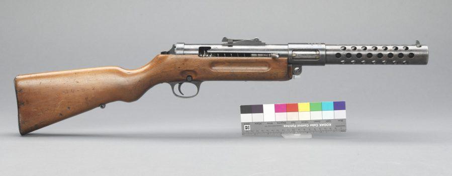 MP28 2 Sub-machine Gun seized from U-190