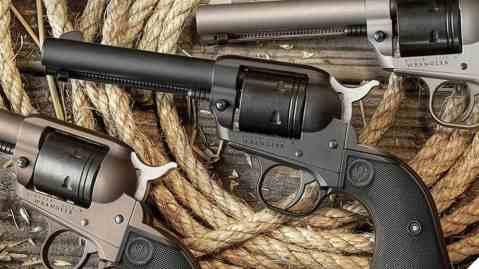 Ruger Debuts New $249 Wrangler .22 Revolver