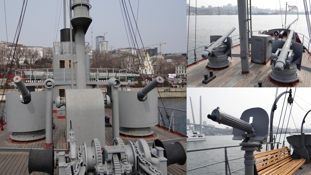 Krasny Vympel 75mm guns maxim via Fleetphoto.ru