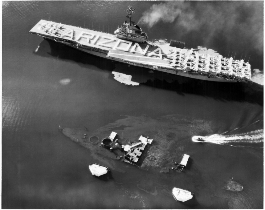 Official U.S. Navy Photograph. Catalog #: USN 1036055