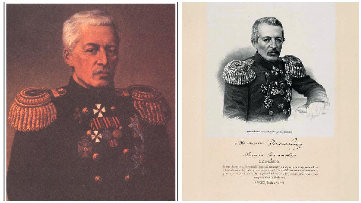 Vasily Stepanovich Zavoyko 2
