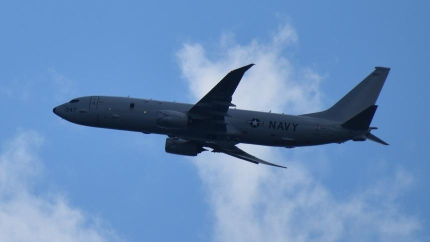169347 Boeing P-8A Poseidon of USN VP-30 June 13 2019 Eger