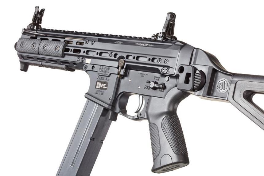 LWRCI SMG45 c
