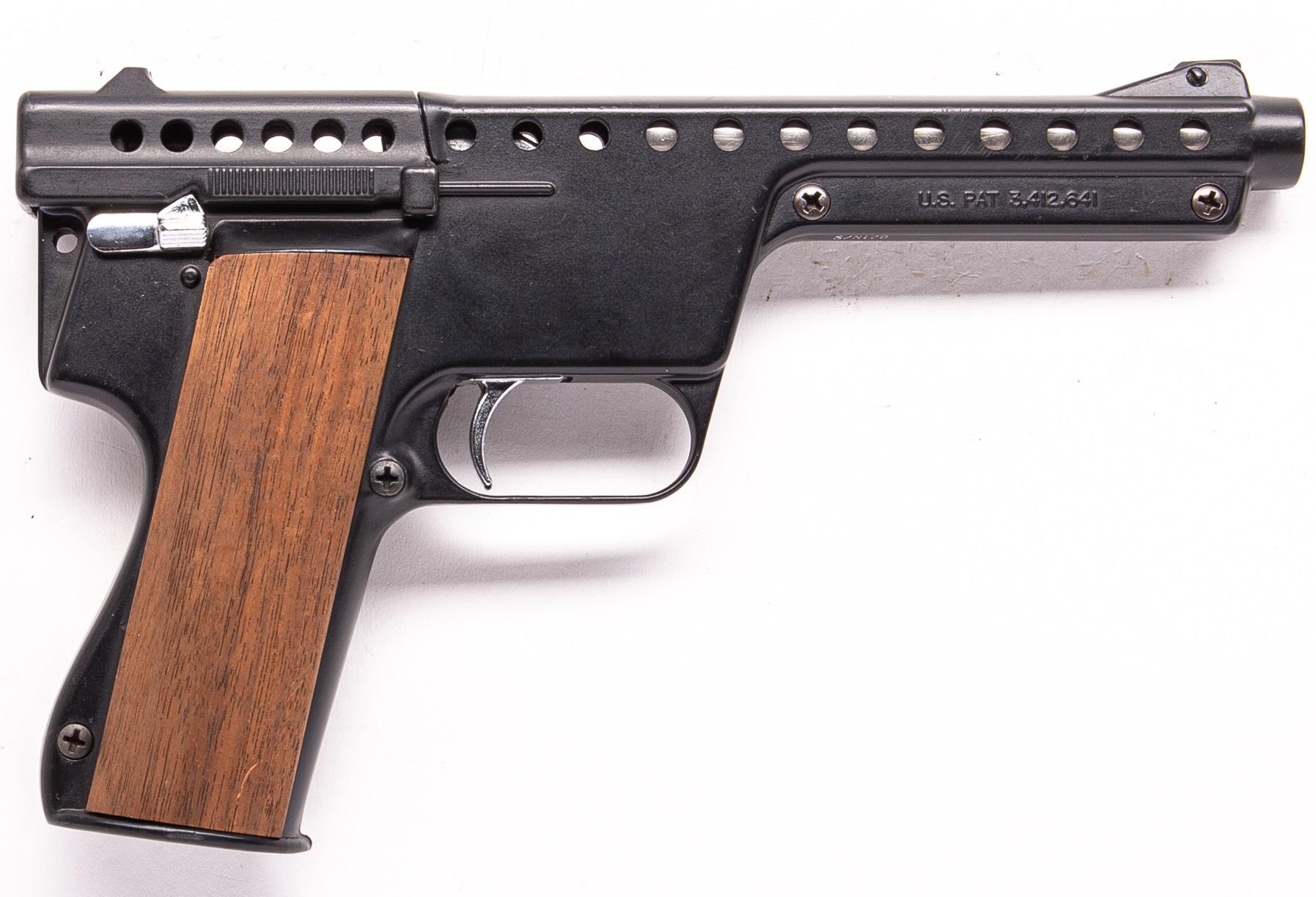 Gyrojet Mark II rocket pistol