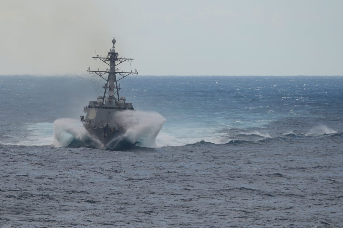 U.S. Navy photo 200502-N-MQ631-0009 by Mass Communication Specialist 3rd Class Maxwell Higgins/Released