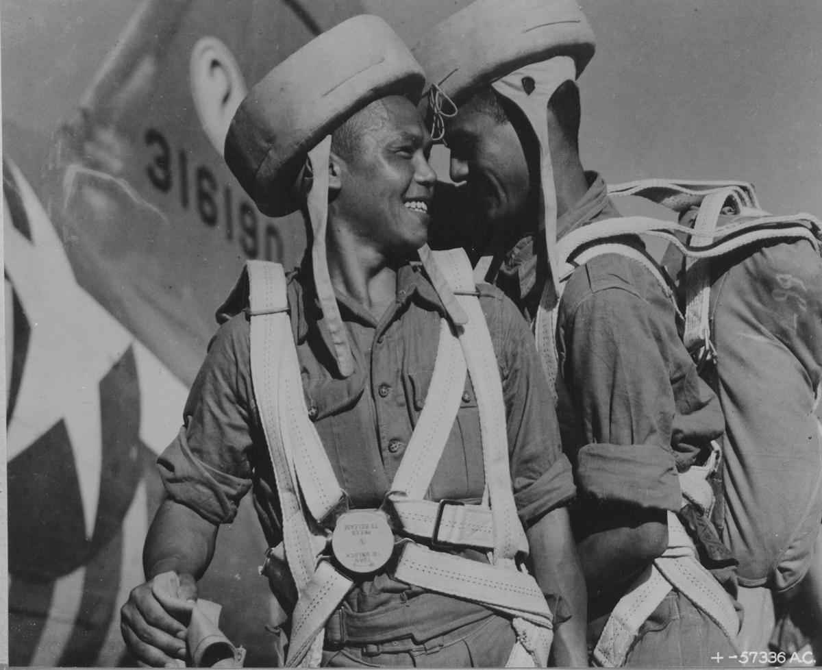 152 Indian Parachute battalion